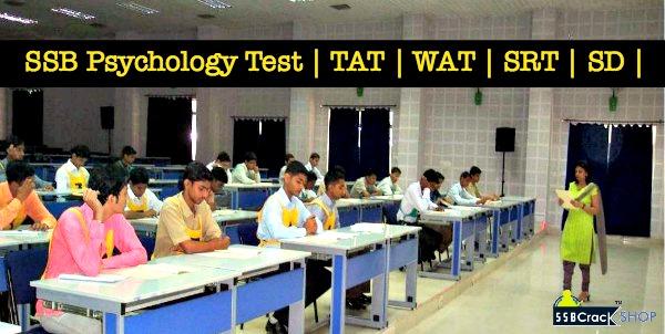 SSB Psychology Test