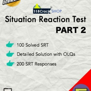 Situation Reaction Test Solved eBook Part 2
