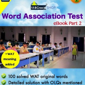 Word Association Test Solved Part 2 eBook
