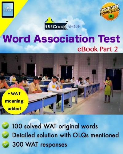 Word Association Test Solved Part 2 eBook