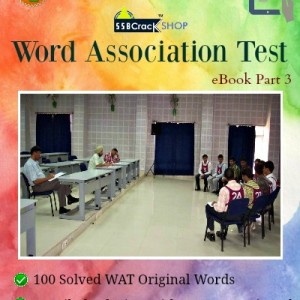 Word Association Test Solved Part 3 eBook