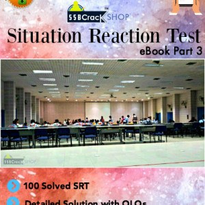 Situation Reaction Test  ebook 3