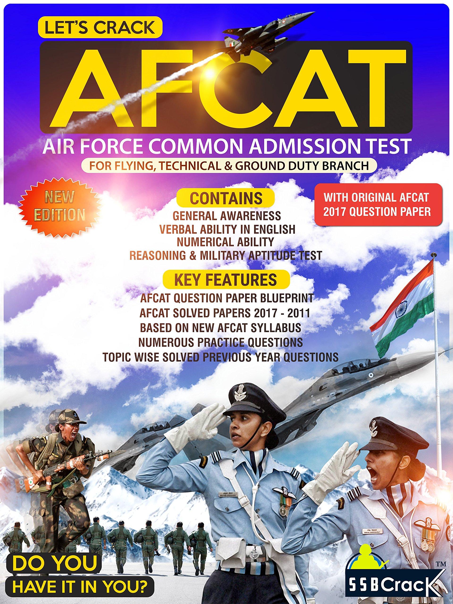 afcat book pdf download free