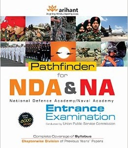 Best NDA Exam Book Arihant