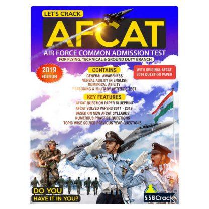 AFCAT Book 2019