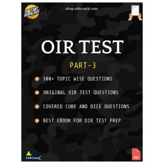 OIR TEST EBOOK PART 3