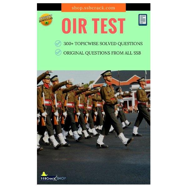 oir test part 3 ebook