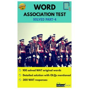 Word Association Test Part 4
