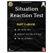 Situation Reaction Test Solved Part 5 eBook