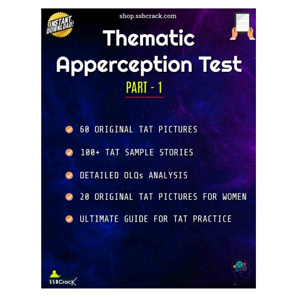 Ssb interview ebook download thematic apperception test tat part 1 ebook 100 stories fandeluxe Image collections