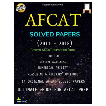 AFCAT Solved Papers