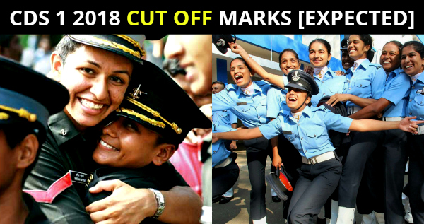 CDS-2018-CUT-OFF-MARKS-EXPECTED