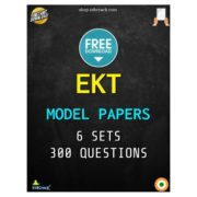 EKT Question Papers eBook