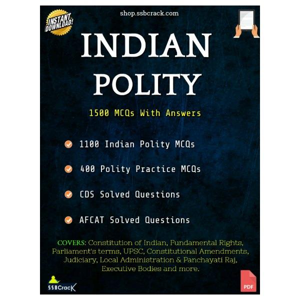 Indian Polity eBook SSBCrack