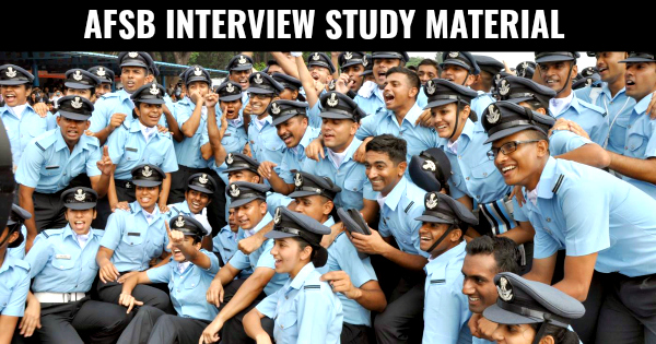 AFCAT-Interview-Study-Material-2018