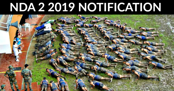 NDA-2-2019-Notification