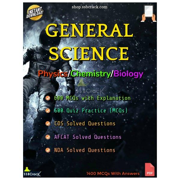 General Science eBook SSBCrack