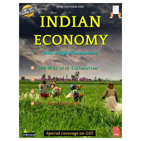 Indian Economy eBook SSBCrack
