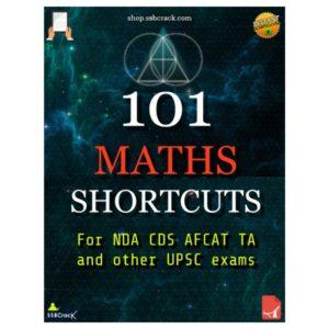 101 Maths Shortcuts AFCAT NDA CDSE