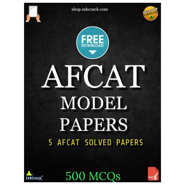 AFCAT Sample Papers