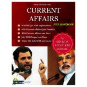 Current Affairs ebook July 2018 SSBCrack