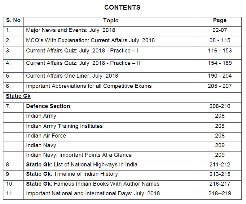 Gk questions on current affairs download