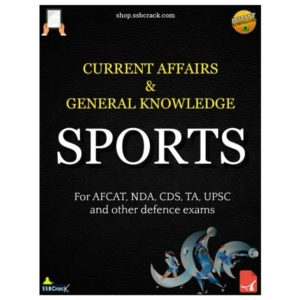 Sports GK and Current Affairs EBook SSBCrack
