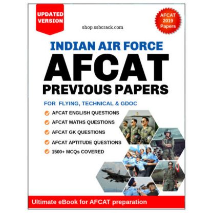 AFCAT Question Papers